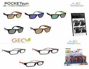Γυαλιά Ηλίου & Διαβάσματος Visual Care